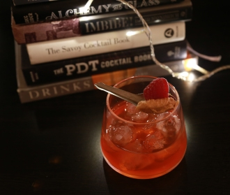 PB&J Old Fashioned